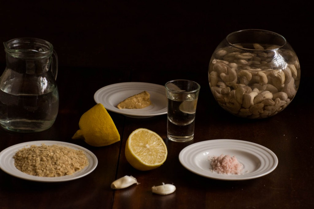 Ingrediente branza caju