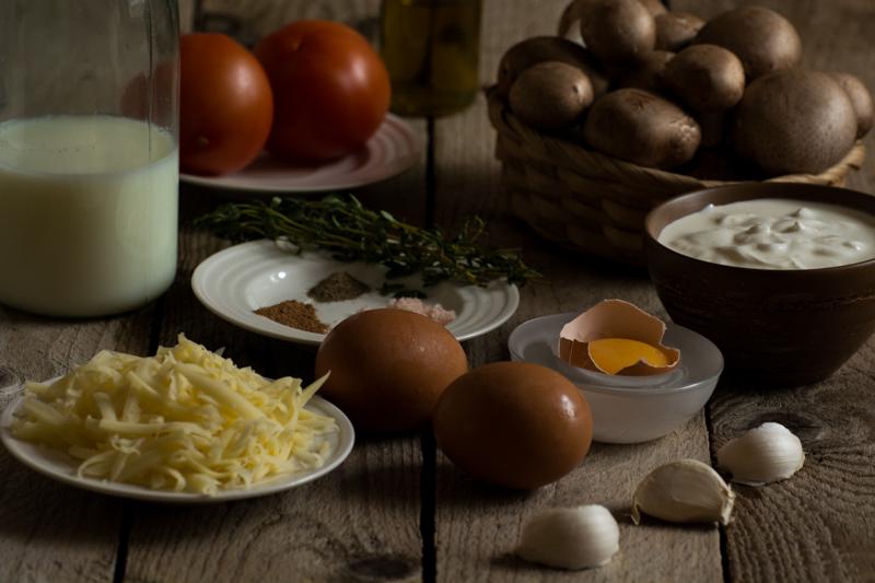 quiche ingredients