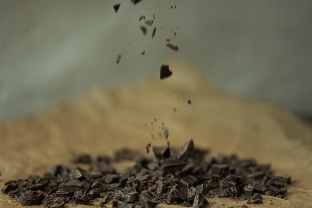 Chocolate rain