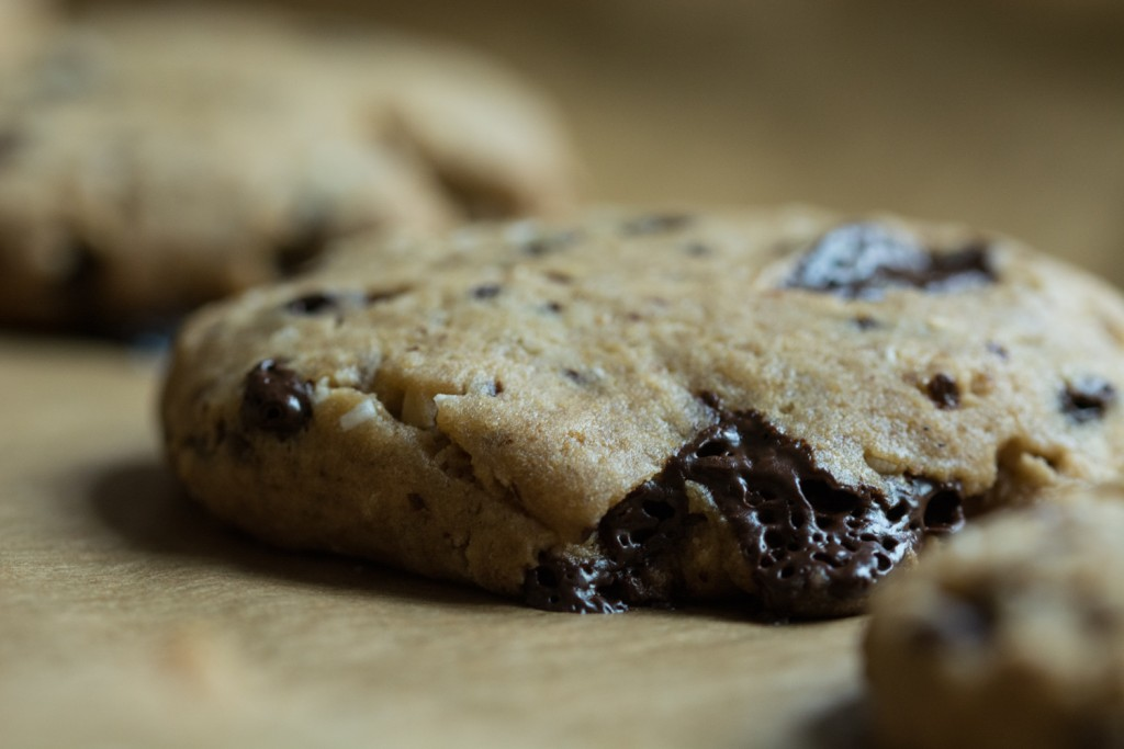 Cookie - close up