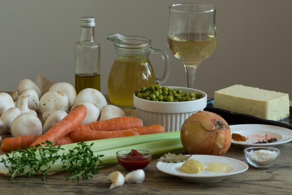 Stew - ingredients