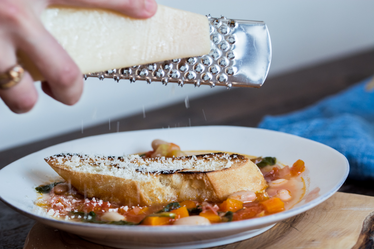 grating-parmesan-cheese