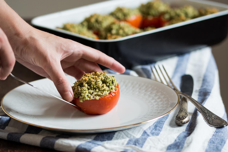 tomato-stuffed