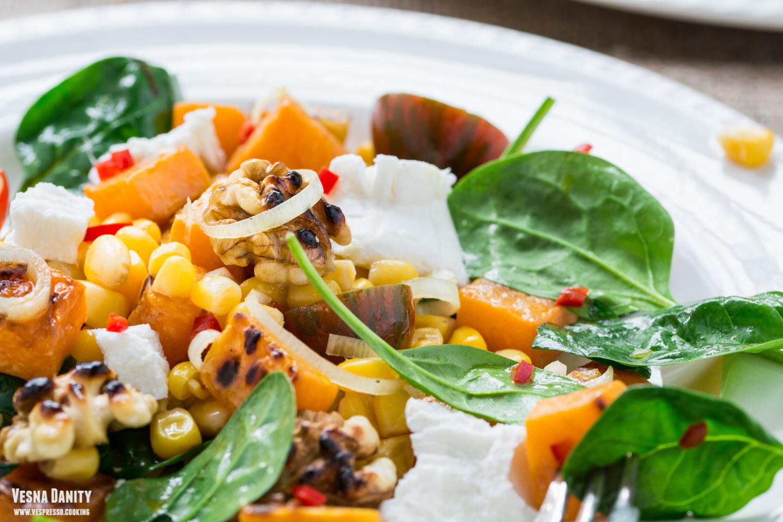 pumpkin-salad