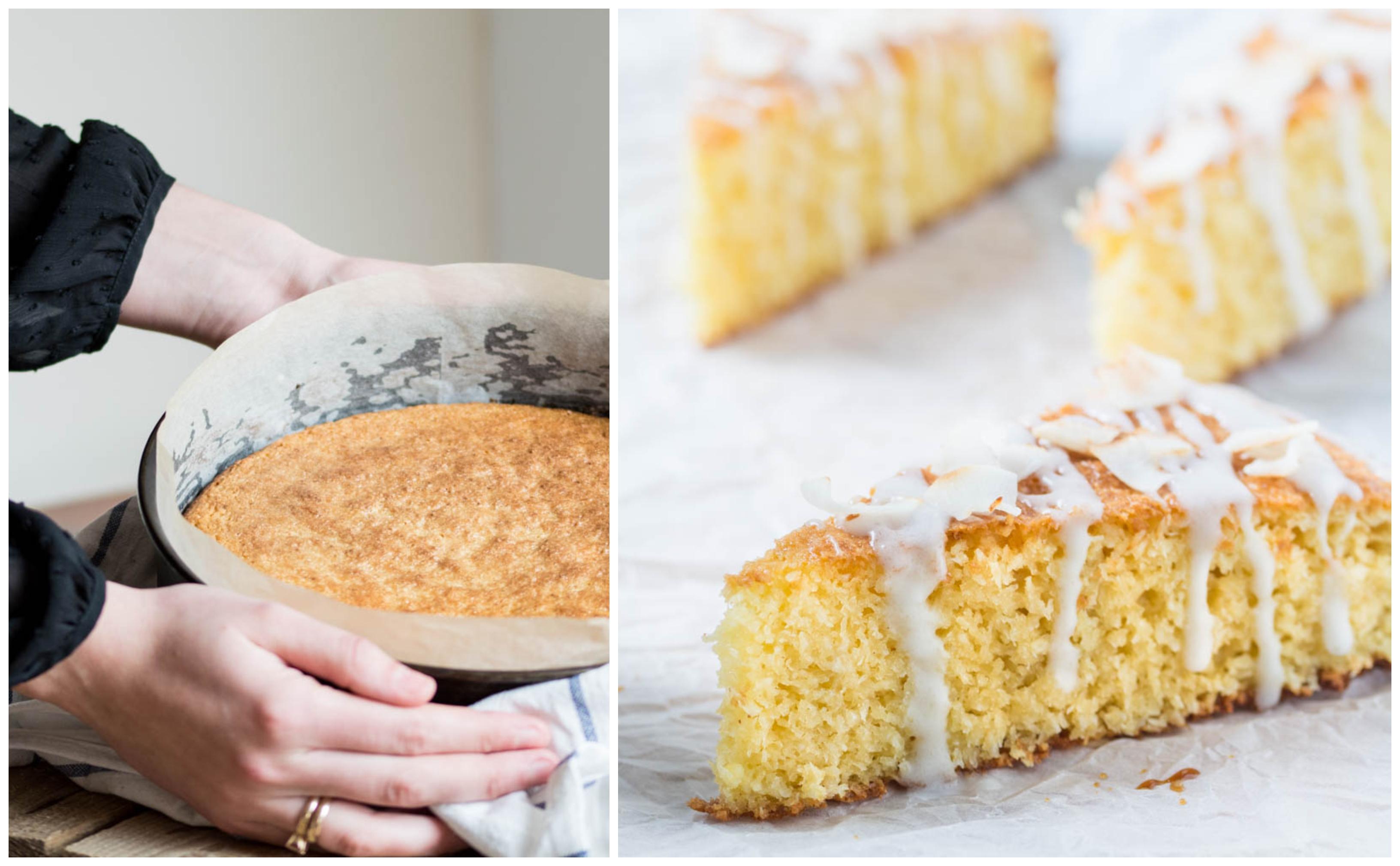 Prăjitură cu nucă de cocos (Torta al Cocco)